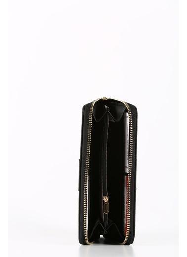 Polo Racouet Club Clutch / El Çantası Siyah